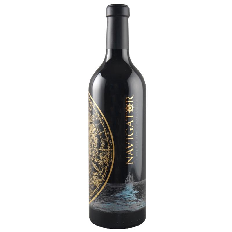 航行者纳帕干红葡萄酒